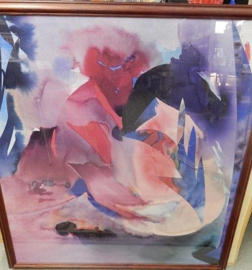Memory of Life aquarel
