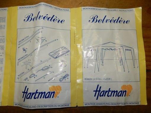 Hartman partytent