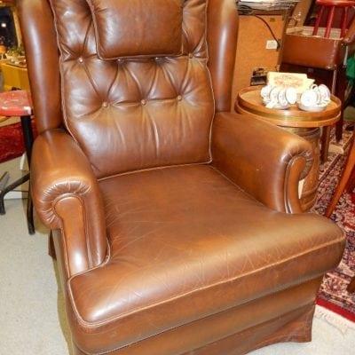 fauteuil leder