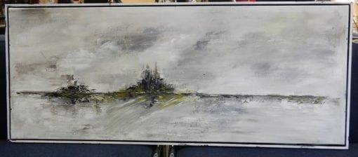 Schilderij Horizon modern