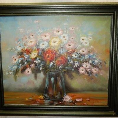 Schilderij Brinkman
