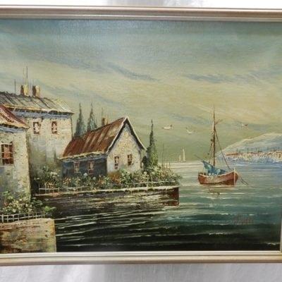Schilderij Vilas