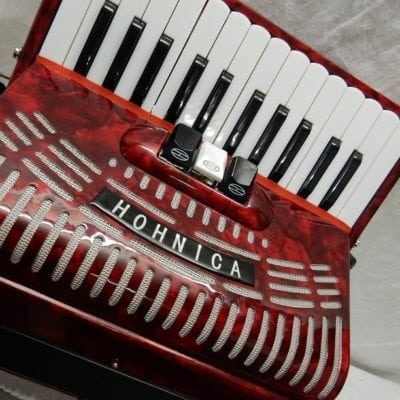 Hohnica accordeon 48 bas