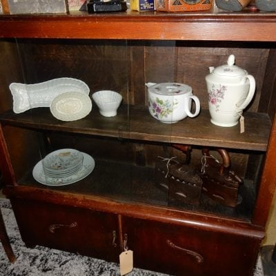 vitrinekast theekast dressoir jaren 50