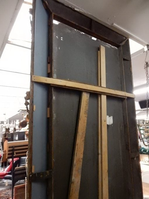 Antieke schouwspiegel 320 cm
