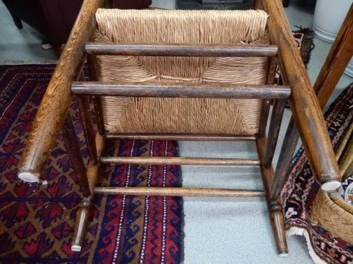 antieke knopstoel