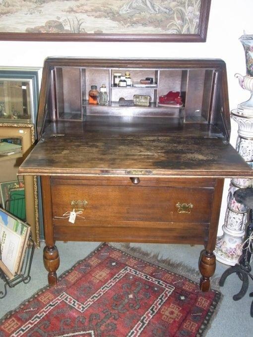 antieke brocante secretaire bureau