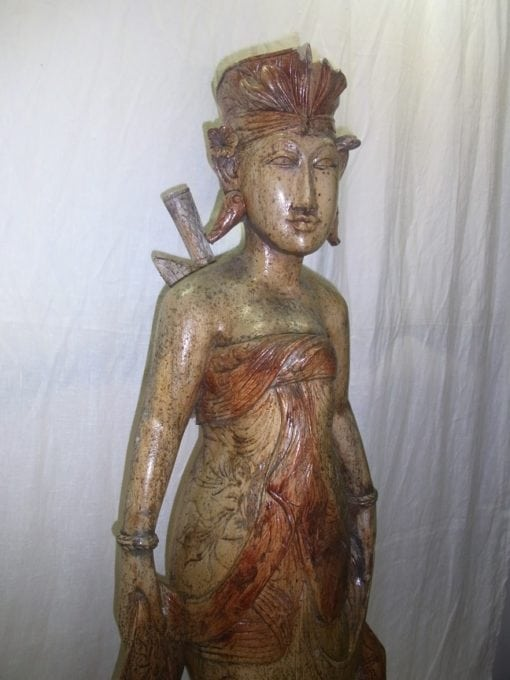 Indonesisch houten beeld 101 cm