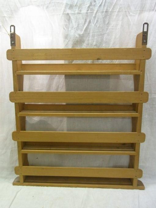 houten kruiden rek