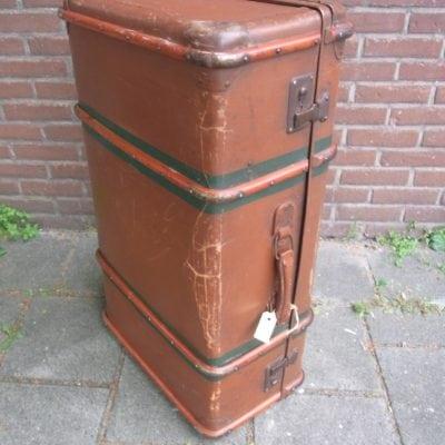 antiek brocante koffer
