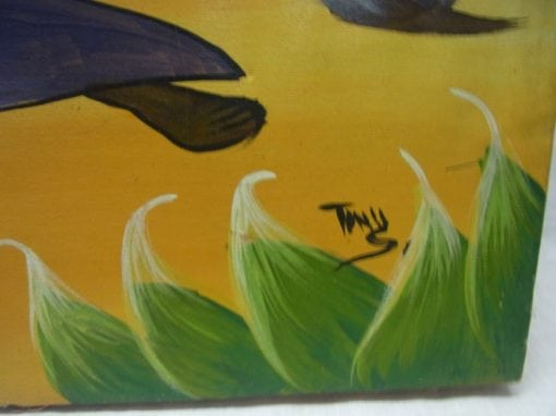 Schilderij Tony