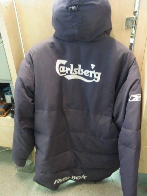 official team merchandise heren jas