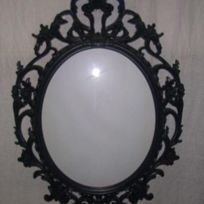 Ovale fotolijst Barok