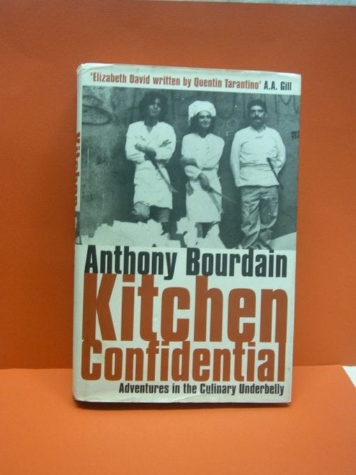 Anthony-Bourdain, kitchen confidential