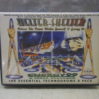 Helter Skelter 1999 cassettebandjes box