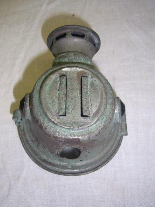 antieke fietslamp