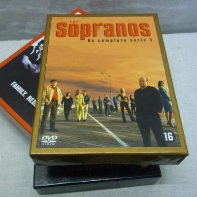 The Sopranos dvd