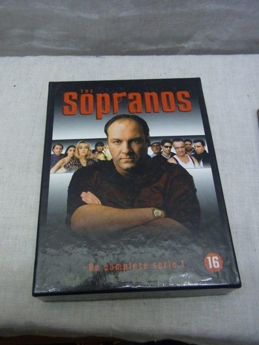 The Sopranos dvd