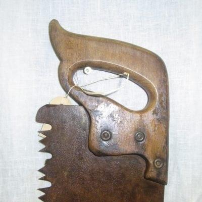 Grote hand hout zaag